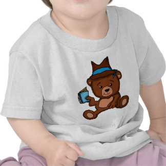 Teddy Bear Toy Private Eye baby shirt