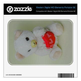 Teddy bear toy WD elements SE skin