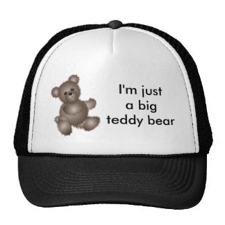 Teddy Bear Trucker Hat
