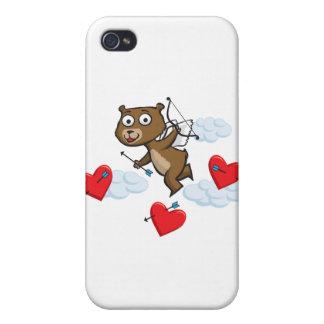 Teddy Bear Valentine iPhone 4/4S Covers