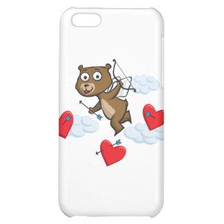 Teddy Bear Valentine iPhone 5C Covers
