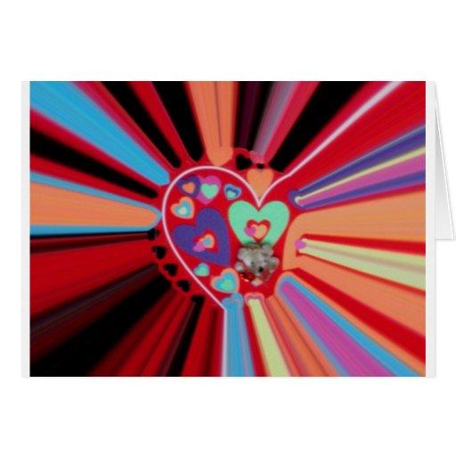 teddy bear valentine Photo 9300 Greeting Card