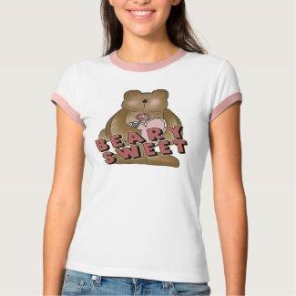 Teddy Bear Valentine's T-Shirt shirt