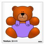 Teddy Bear Wall Decal