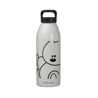 Teddy Bear Water Bottles