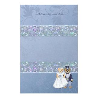 Teddy Bear Wedding - Customize Stationery