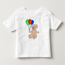 Teddy Bear with Balloons Shirt