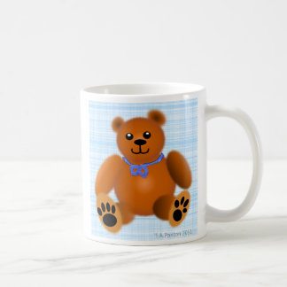 Teddy Bear with verse Mug