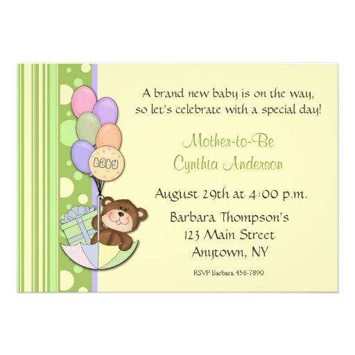 Babyshower Invite Ideas was beautiful invitations layout