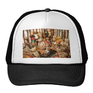Teddy Bears Collectors Paradise Trucker Hat