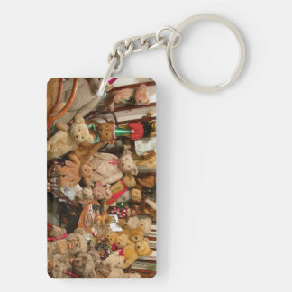 Teddy Bears Collectors Paradise Keychain