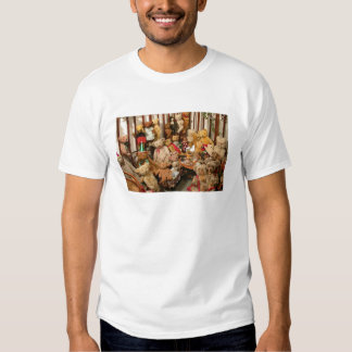 Teddy Bears Collectors Paradise T-shirt