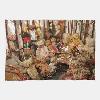 Teddy Bears Collectors Paradise Towel