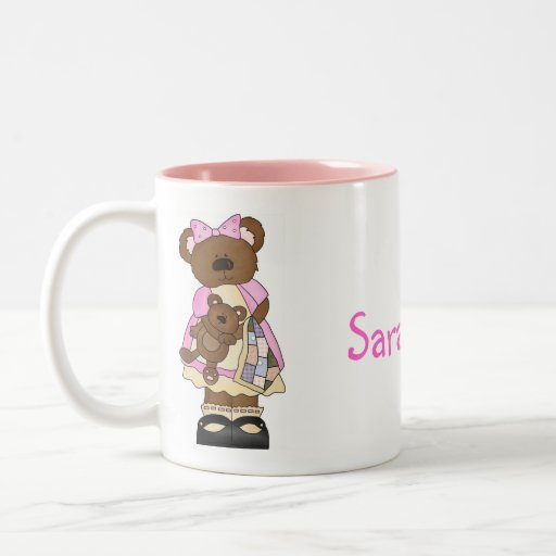 Teddy Bears Custom Mug