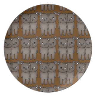 Teddy Bears Dinner Plates