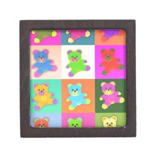 teddy bears gift box