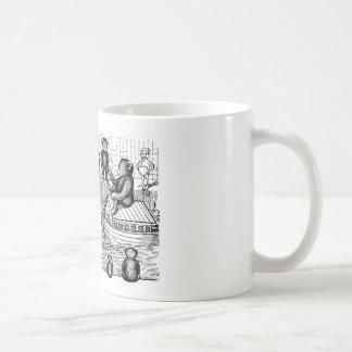 Teddy Bears in the Bathtub Coffee Mug