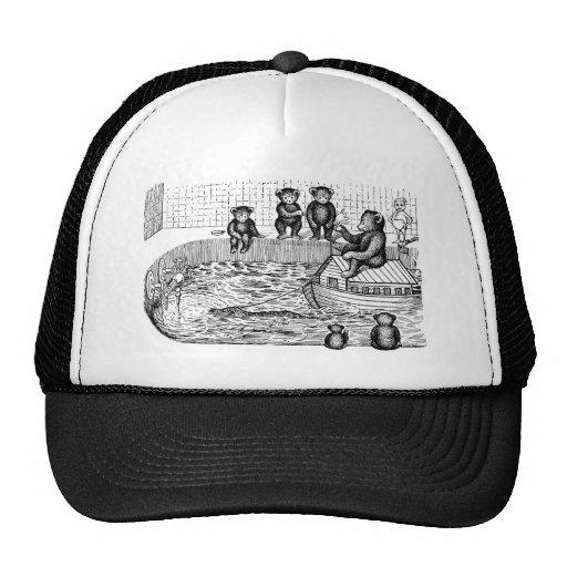 Teddy Bears in the Bathtub Trucker Hat