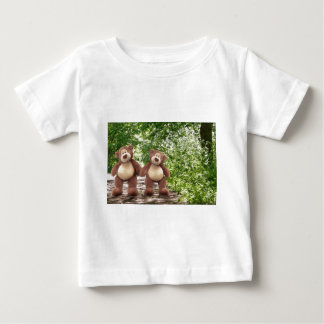 Teddy Bears in the Woods Infant's T-shirt