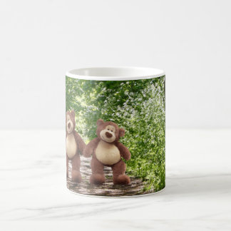 Teddy Bears in the Woods Mug