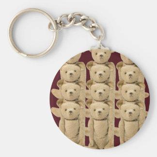 Teddy Bears Keychain