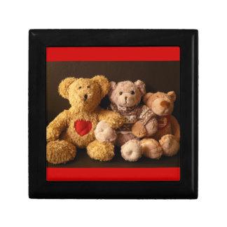 TEDDY BEARS (on multi products) Keepsake Box
