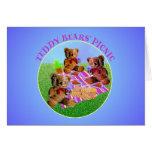 Teddy Bears Picnic Greeting Cards