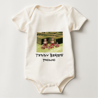 Teddy Bears Picnic Infant's Creeper