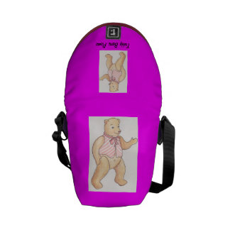 Teddy Bears Picnic Messanger Bag Courier Bags