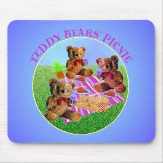 Teddy Bears Picnic Mouse Pad
