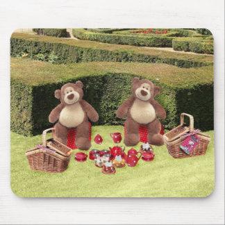 Teddy Bears Picnic Mousepad