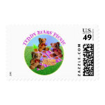 Teddy Bears Picnic Stamps