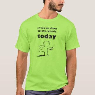 Teddy Bears Picnic T-Shirt