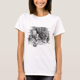 Teddy Bears Reading in the Library T-Shirt