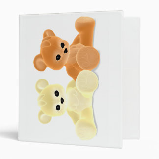 Teddy Bearz - Binder