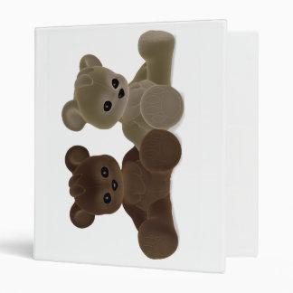 Teddy Bearz - Binder