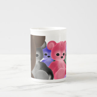 Teddy Bearz Group Tea Cup