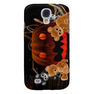 Teddy Bearz Halloween Samsung Galaxy S4 Covers