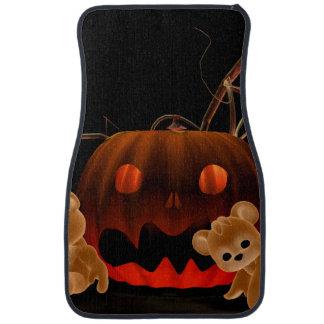 Teddy Bearz Halloween Floor Mat