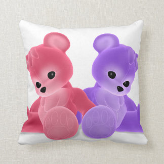 Teddy Bearz Pillows