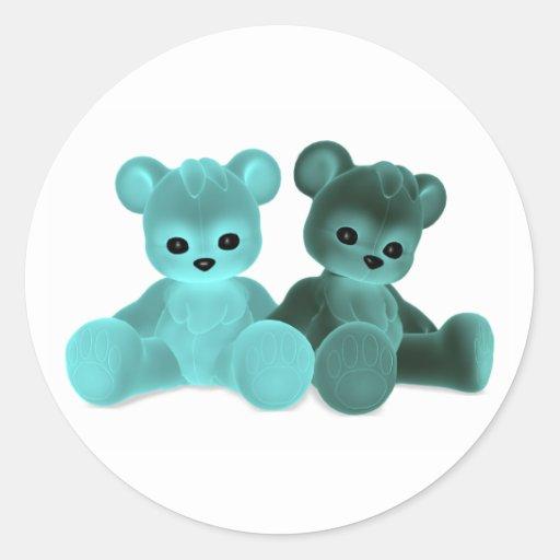 Teddy Bearz Sticker