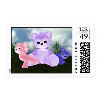 Teddy Bearz Sunny Day Stamps