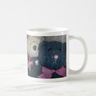 Teddy Blue Mugs