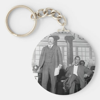 Teddy & Booker T., early 1900s Key Chains