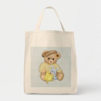 Teddy Boy - Easter Tote Bag