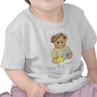 Teddy Boy Easter T Shirt