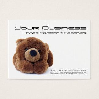 Teddy Business Card