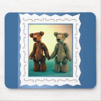 Teddy coolly Bears Mousepad
