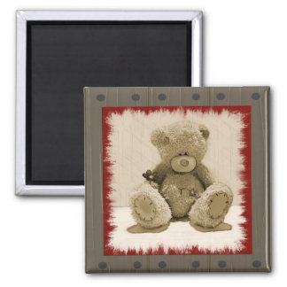 Teddy for You Magnet