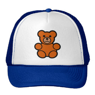 Teddy Trucker Hat